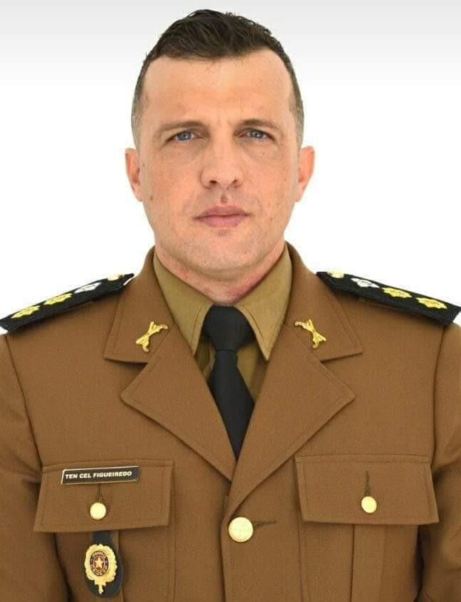 Tenente Coronel Ryan Figueiredo morre vítima de infarto em Governador Valadares