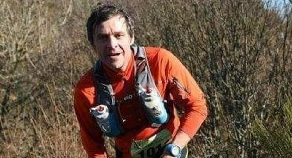 Eric Welterlin, 54 anos está desaparecido no Pico dos Marins (Foto: Divulgação/Corpo de Bombeiros )