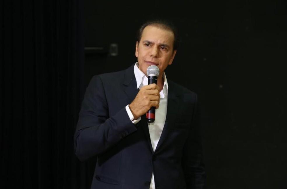 Ataídes de Oliveira é candidato ao senado pelo PSDB (Foto: Arquivo pessoal)