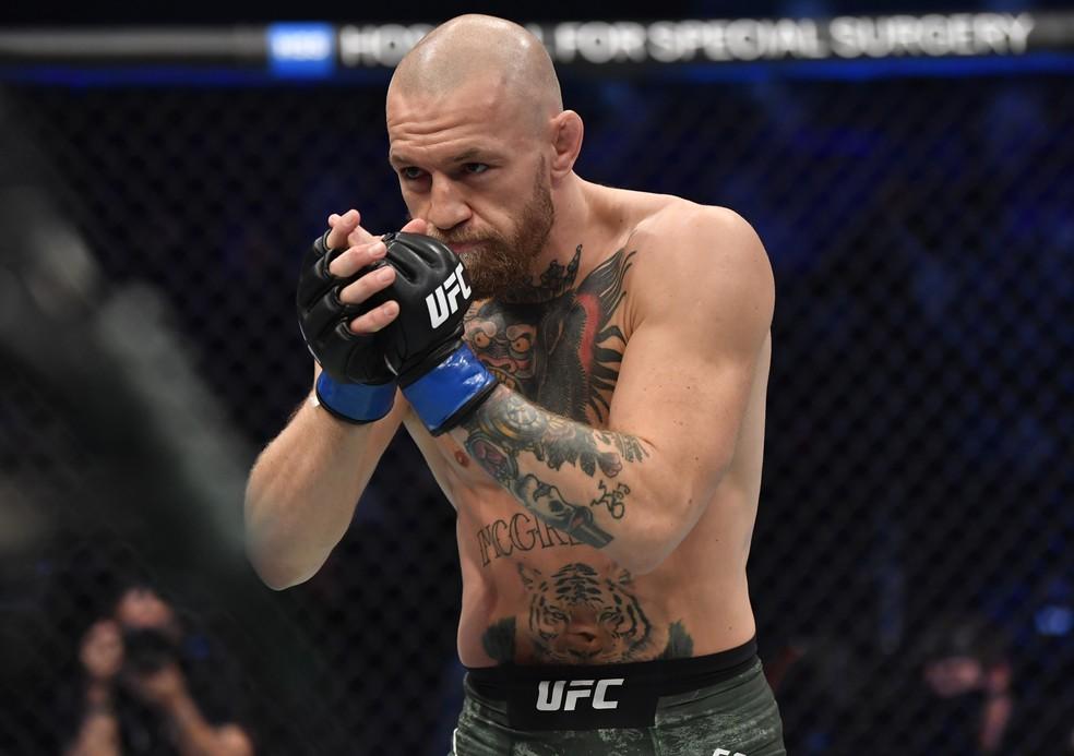 Conor McGregor está livre de acusação — Foto: Getty Images