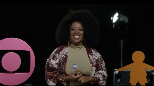 REP da Globo: Tia Má aborda dramas, aceitação, empoderamento e outras situações vivenciadas por mulheres negras