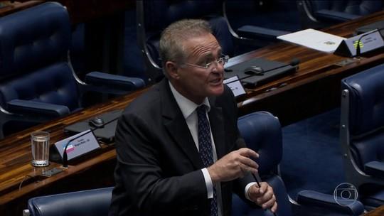 Cármen Lúcia, do STF, mandou arquivar inquérito contra o senador Renan Calheiros, MDB
