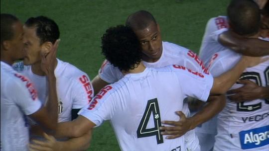 Vídeo: veja a assistência de Vecchio e o gol de Copete