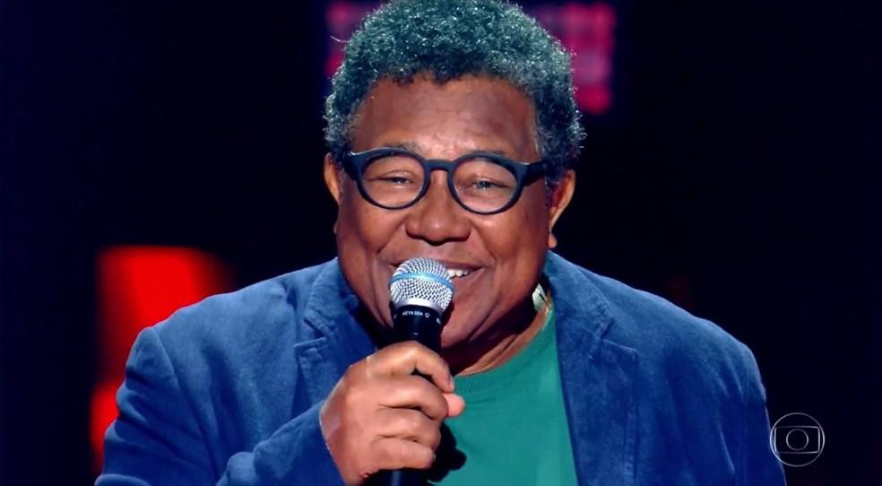 The Voice +': Ronaldo Barcellos surpreende ao dizer que sucesso de Claudio Zoli é de sua autoria | The Voice + | Gshow