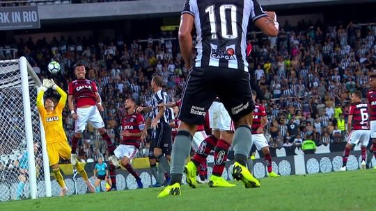 Análise: sem foco ou inspiração, Flamengo perde para o Botafogo em clima de fim de festa