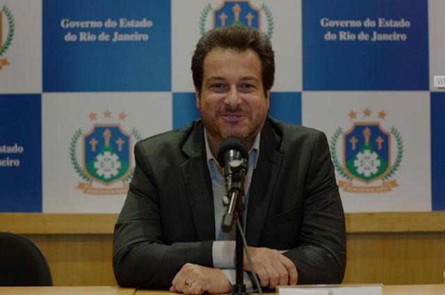 Bruno Padilha em 'Arcanjo renegado' (Foto: Divulgação)