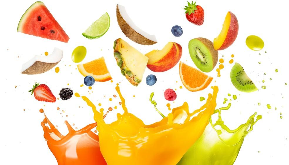 Fruta, suco natural e industrializado 100% ou néctar: veja diferenças |  nutrição | ge