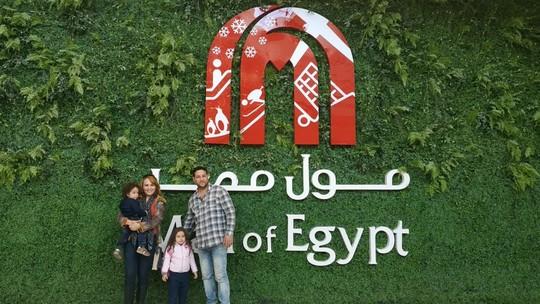 Rosilene realiza sonho de visitar marido no Egito com prêmio do 'Caldeirão': 'Estamos felizes'