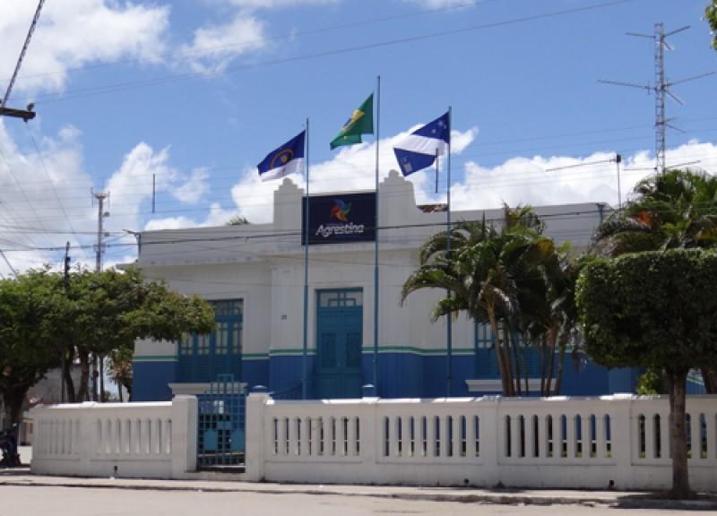 Eleição indireta para definir prefeito e vice de Agrestina é adiada para a sexta-feira (10)