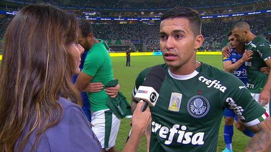 Atacante ou meia? Veja as opções de Mano Menezes no Palmeiras para o lugar do suspenso Dudu