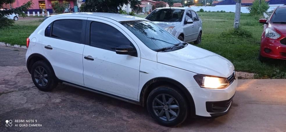 Motorista de aplicativo é mantido em cárcere após assalto em Imperatriz (MA) — Foto: Reprodução/TV Mirante