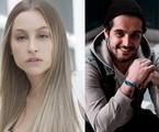 Carla Diaz e Felipe Lombardi | Vinicius Mochizuki e Reprodução Instagram