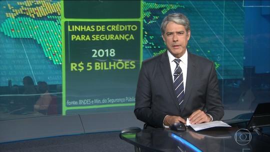 BNDES aprova financiamento de R$ 5 bilhões para a segurança pública no Brasil este ano