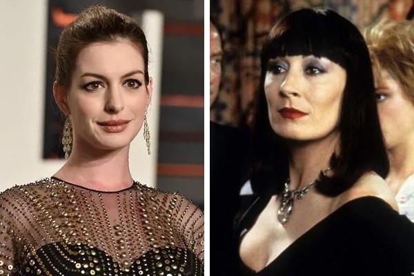 Anne Hathaway Vai Estrelar Remake De Convencao Das Bruxas Monet Filmes