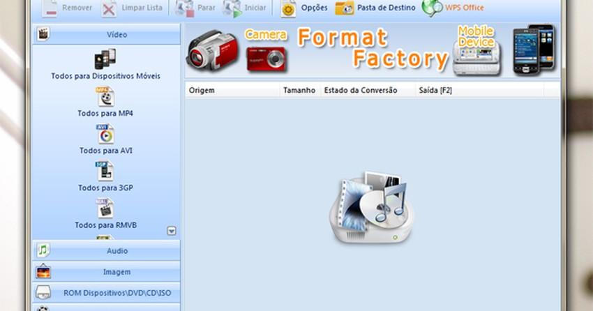 Como configurar o conversor de vídeo Format Factory para qualidade máxima