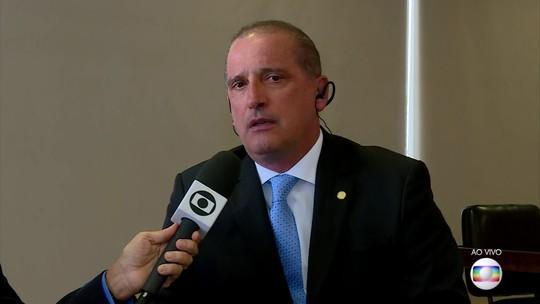 Decreto de posse de arma 'é para valer para o país inteiro', diz Onyx Lorenzoni