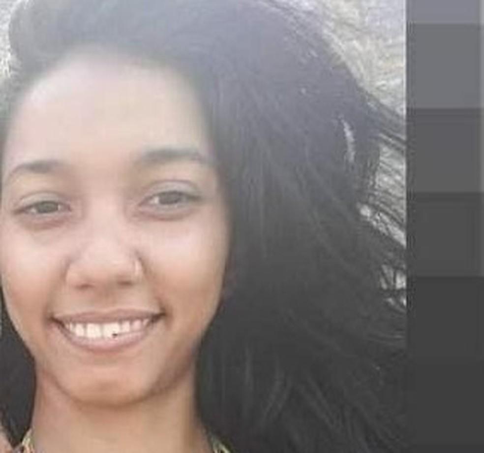 Lorena Patrícia foi morta a facadas pelo companheiro após festa do próprio aniversário no RN — Foto: Redes sociais