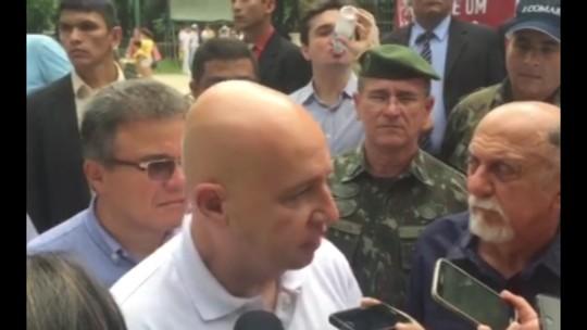 Ministro Valdir Simão participa de Dia D contra Aedes aegypt em Belém
