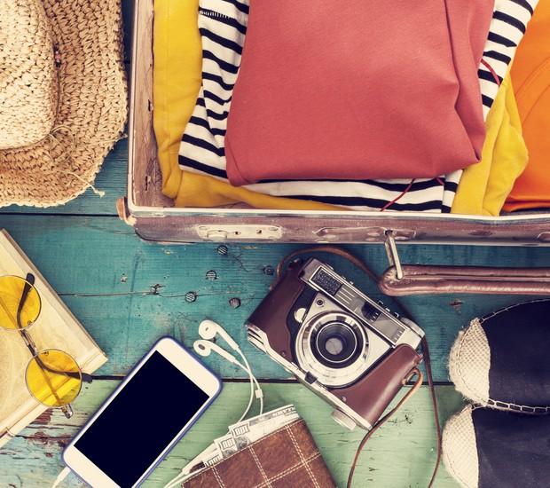 foto-viagem-mala (Foto: ThinkStock)