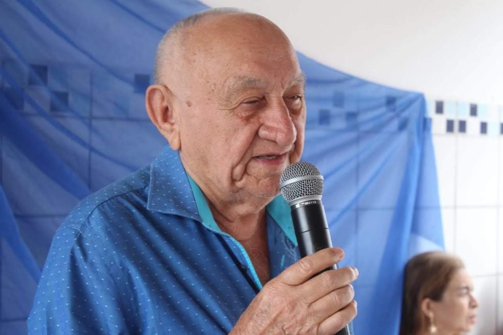 Vice-prefeito de Salgueiro é internado na UTI do Pronto Socorro São Francisco — Foto: Divulgação