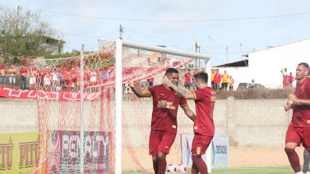 Daniel Costa marcou o primeiro gol do Campeonato Potiguar