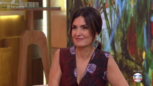 Fátima Bernardes revela que já pensou em parar de trabalhar: 'Tive essa questão várias vezes'