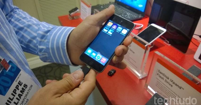 SanDisk lança pendrives com funções exclusivas para Android e iPhone