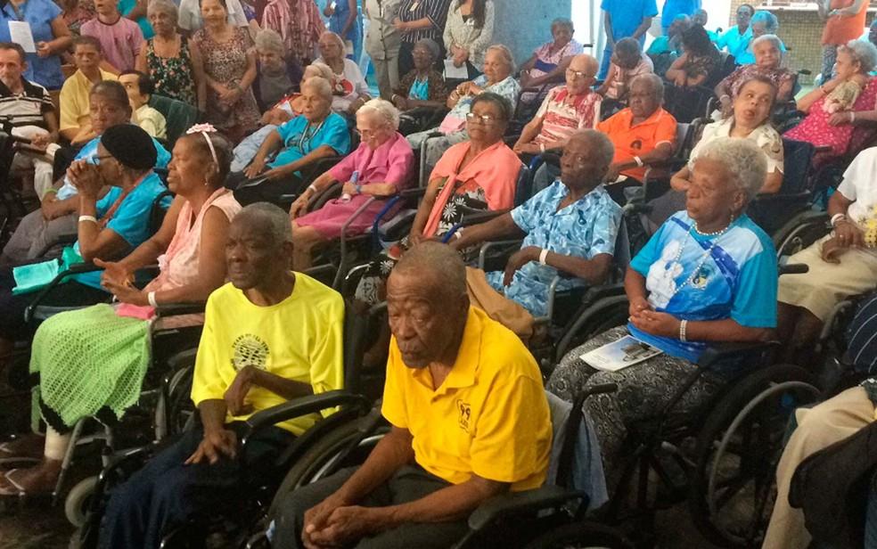 Expectativa de vida dos baianos sobe para 73,7 anos,diz IBGE — Foto: Dalton Soares/TV Bahia
