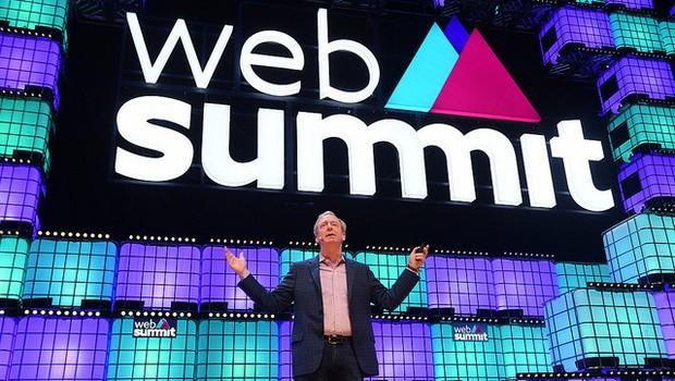 Brad Smith, da Microsoft (Foto: Stephen McCarthy/Web Summit via Sportsfile)