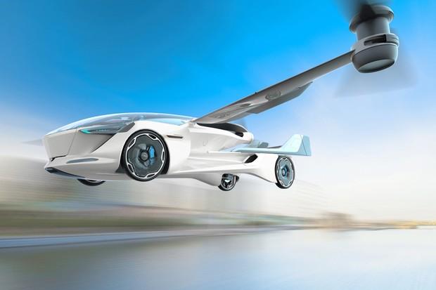 Pousos e decolagens podem ser verticais graças aos motores nas pontas das asas (Foto: Divulgação)