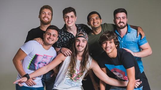 Banda Sousete mostra sucessos autorais e convida para o 'Garota VIP Fortaleza 2019'