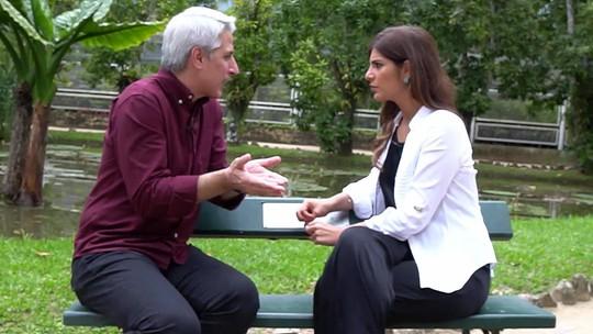 Andréia Sadi entrevista o deputado federal Alessandro Molon