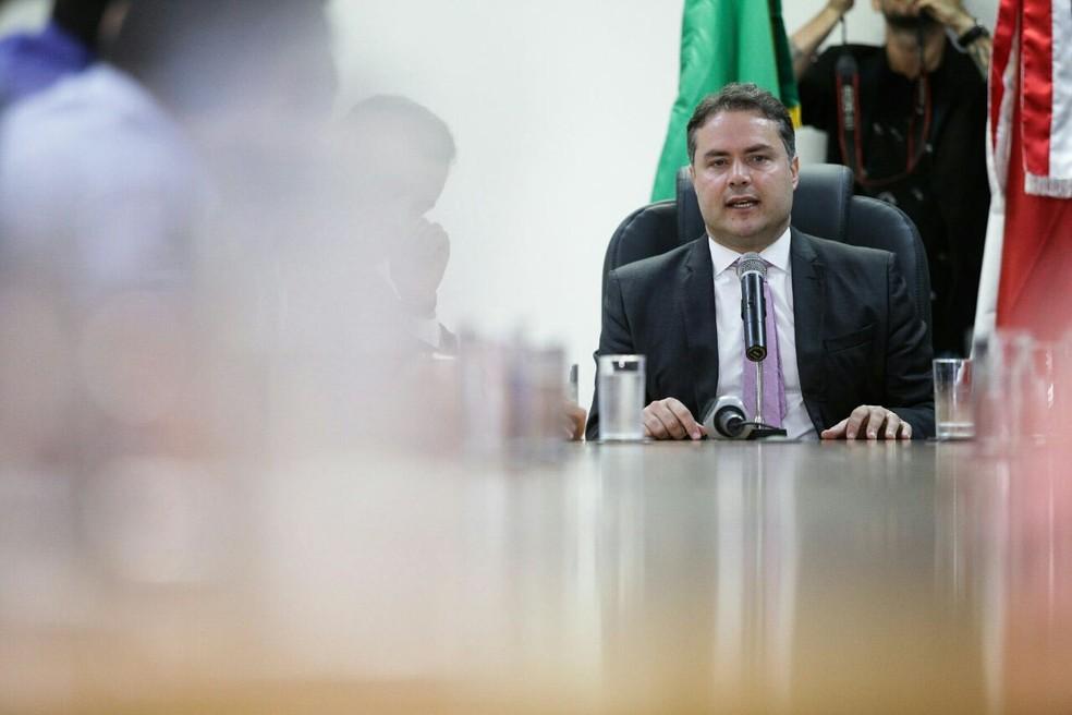 Renan Filho (Foto: Jonathan Lins/G1)