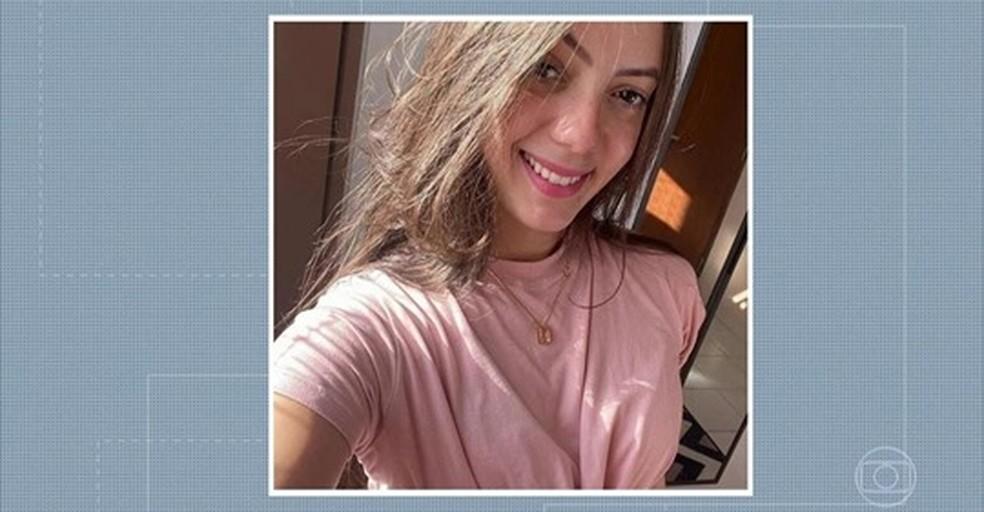 Ex-marido foi preso em cumprimento a um mandado de prisão preventiva pelo feminicídio da dentista. — Foto: Reprodução/TV Globo