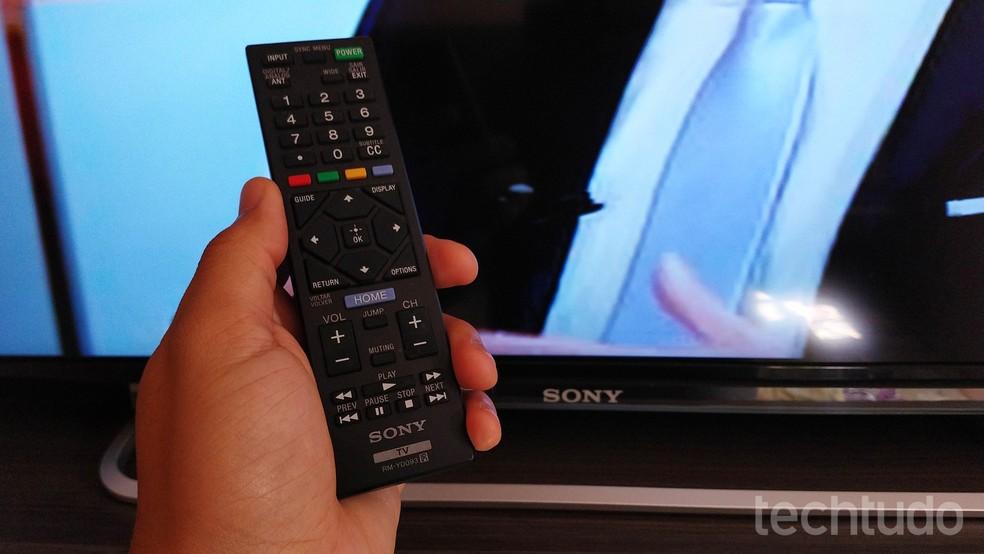 Como resetar a smart TV da Sony e restaurar configurações de fábrica