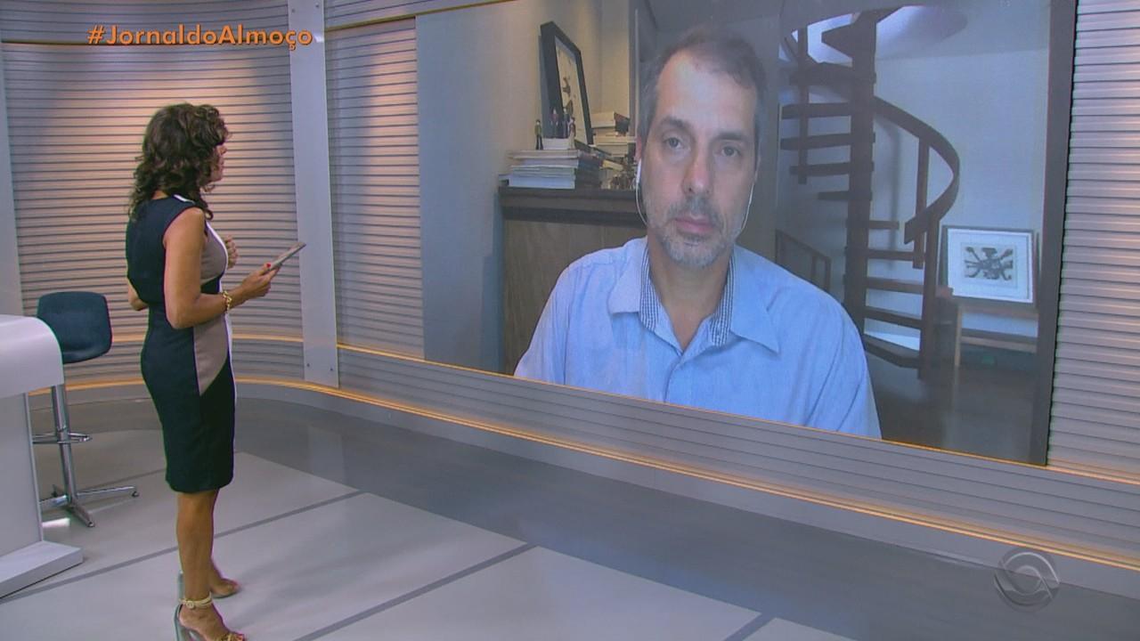 Tulio Milman fala sobre o apelo do Governador do RS