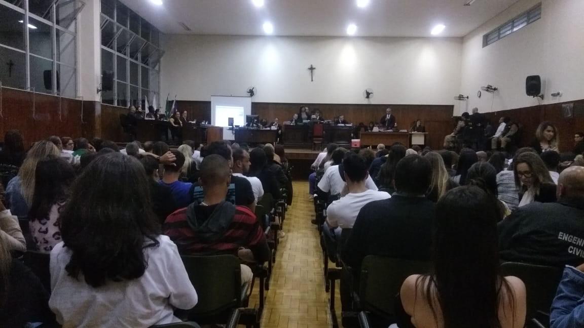 Caso Goldoni: delegado responsável pela investigação é ouvido no segundo dia de julgamento  - Notícias - Plantão Diário