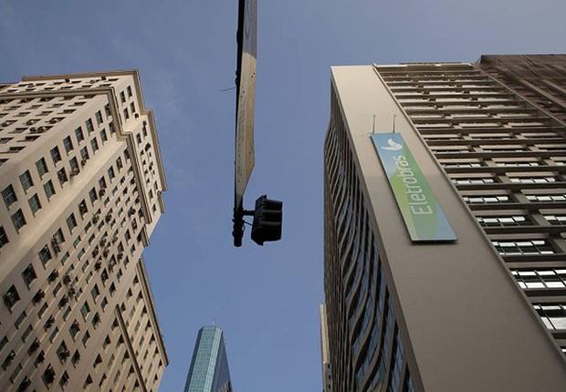 Sede da Eletrobras no Rio de Janeiro (Foto: Nadia Sussman/Bloomberg via Getty Images)