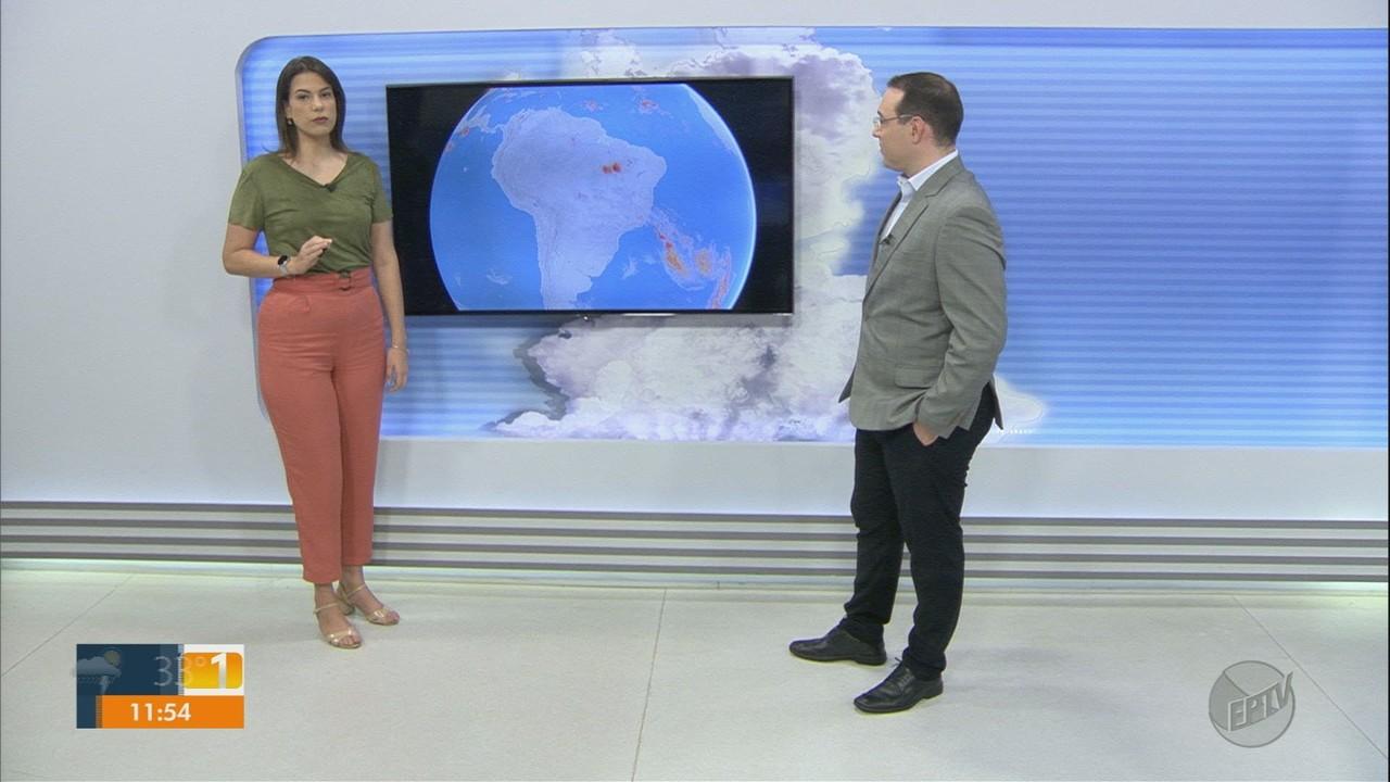 Confira a previsão do tempo para a região de Ribeirão Preto, SP