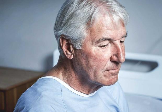 Terceira idade ; demência ; doenças degenerativas ; Alzheimer ; velhice ;  (Foto: Shutterstock)