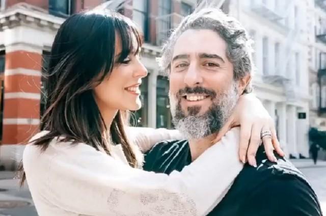 Marcos Mion e Suzana Gullo (Foto: Reprodução)