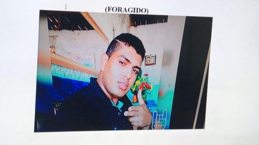 André Lius Ferreira da Silva é suspeito de envolvimento no triplo homicídio (Foto: Divulgação/ Polícia Civil)