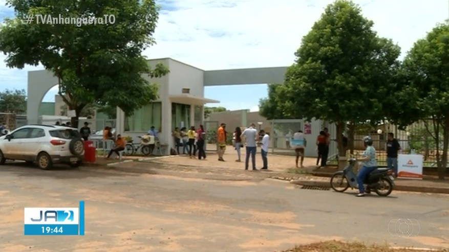 Tocantins tem novo recorde de abstenção durante o segundo dia de provas do Enem 2020