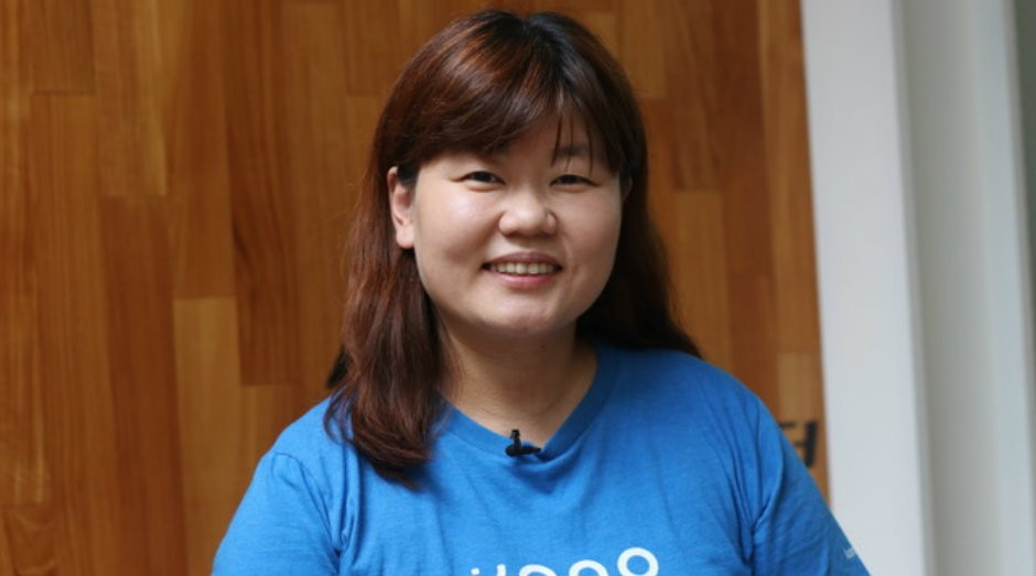 A coreana YJ Min é cofundadora da startup Kono Labs (Foto: Divulgação)