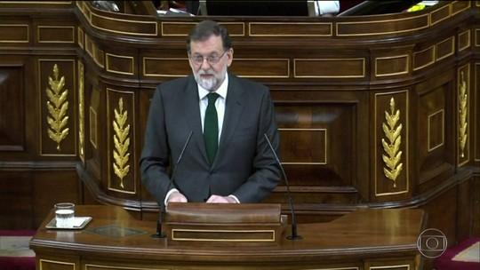 Escândalo de corrupção força Mariano Rajoy a deixar o cargo na Espanha