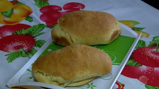 Massa de pão leva planta ora-pro-nóbis e agrada paladares