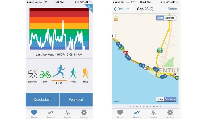 Digifit iCardio monitora batimentos cardíacos durante exercícios (Foto: Divulgação)
