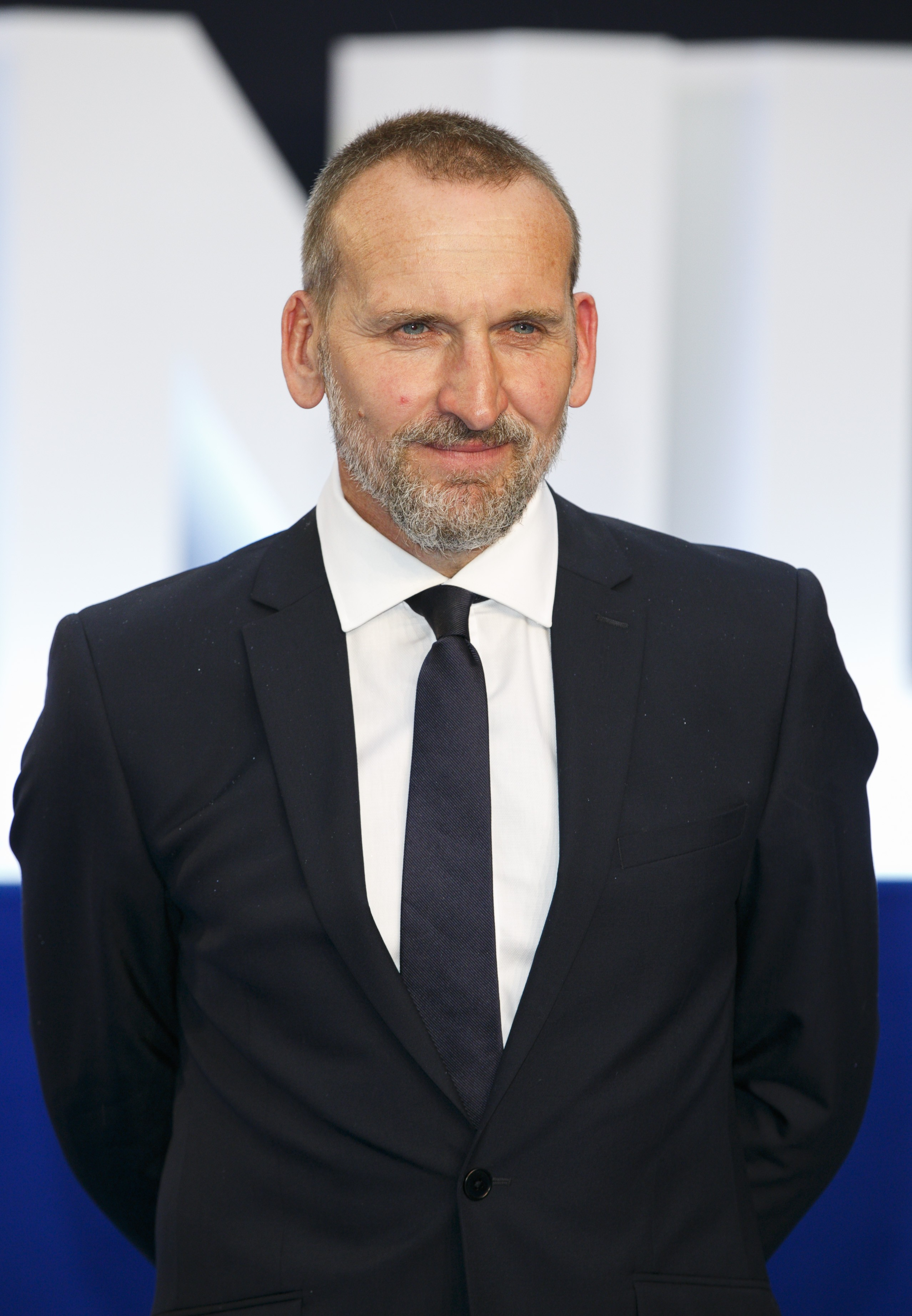 O ator Christopher Eccleston (Foto: Getty Images)