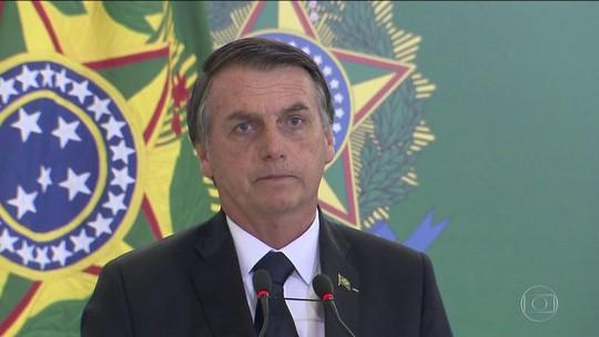Bolsonaro muda de posição sobre base americana e Boeing/Embraer