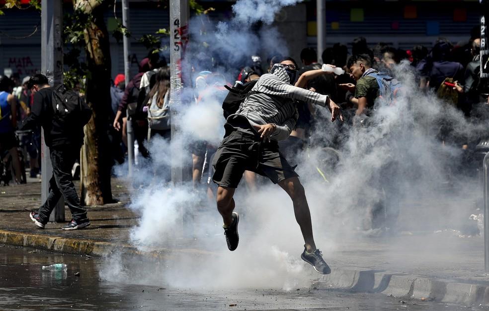 Resultado de imagem para CRISE NO CHILE 2019